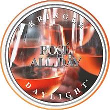 Духи, Парфюмерия, косметика Чайная свеча - Kringle Candle Rose All Day