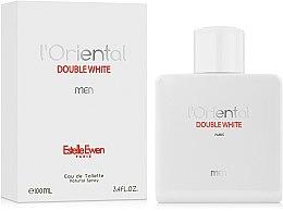 Духи, Парфюмерия, косметика Estelle Ewen L'Oriental Double White Edition Men - Туалетная вода