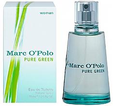 Духи, Парфюмерия, косметика Marc O Polo Pure Green Woman - Туалетная вода (пробник)