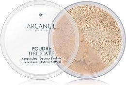Духи, Парфюмерия, косметика Рассыпчатая пудра - Arcancil Paris Delicate Loose Powder