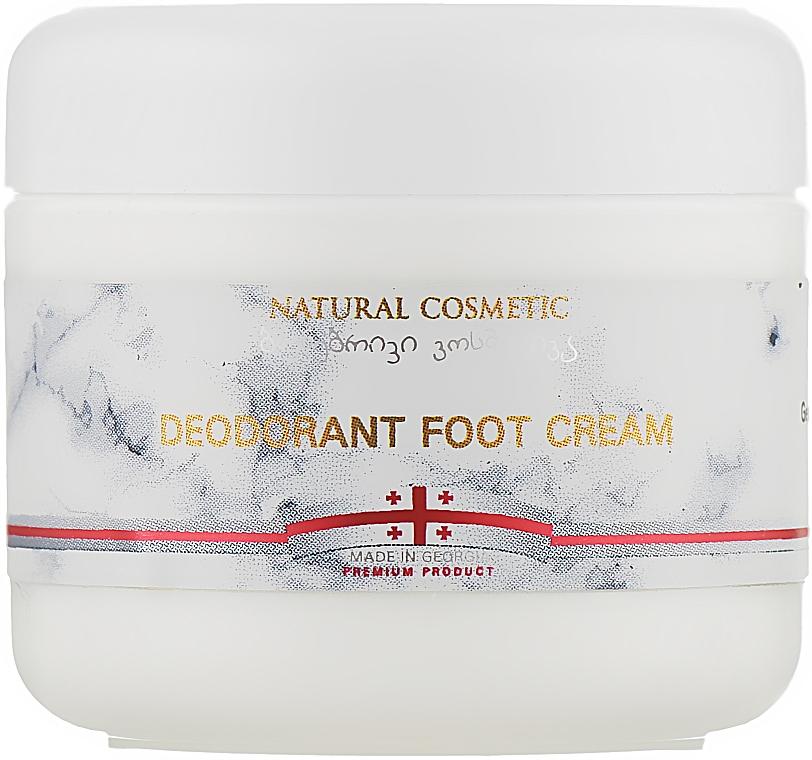 Натуральный крем-дезодорант для ног - Enjoy-Eco Deodorant Foot Cream
