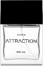 Avon Attraction For Him Limited Edition - Туалетная вода — фото N2