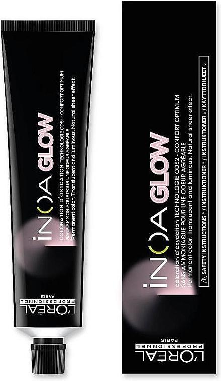 Краска для сияния волос - L'oreal Professionnel Inoa Glow