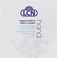 Духи, Парфюмерия, косметика Регенерирующий крем для рук - LCN Regenerative Hand Cream (пробник)