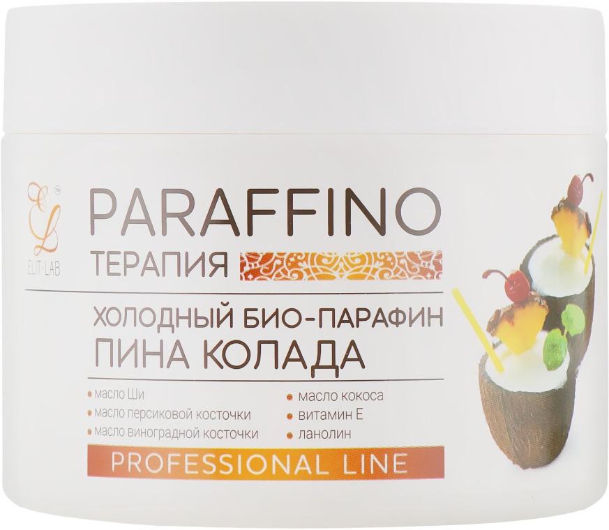 "Холодный био-парафин ""Пина-Колада"" - Elit-Lab"
