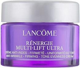 Духи, Парфюмерия, косметика Крем для лица - Lancome Renergie Multi-Lift Ultra Full Anti-Wrinkle Firming Tone Evenness Cream (мини)