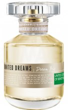 Духи, Парфюмерия, косметика Benetton United Dreams Dream Big For Her - Туалетная вода (тестер без крышечки)