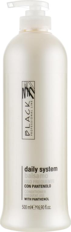 Нейтральный кондиционер для ежедневного применения - Black Professional Line Neutral Conditioner