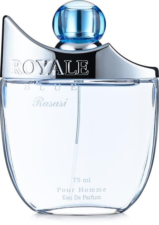 Rasasi Royale Blue Pour Homme - Парфюмированная вода
