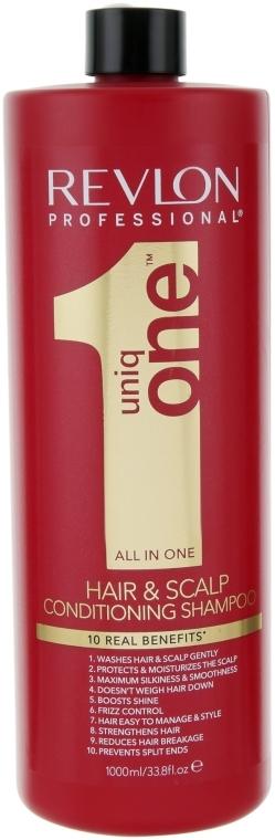 Шампунь-кондиционер - Revlon Professional Uniq One Conditioning Shampoo