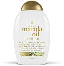 Духи, Парфюмерия, косметика Увлажняющий шампунь для волос - OGX Hydrate + Marula Oil Shampoo