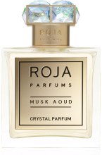 Духи, Парфюмерия, косметика Roja Parfums Musk Aoud Crystal - Духи (тестер с крышечкой)