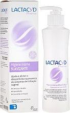 Духи, Парфюмерия, косметика Успокаивающее средство для интимной гигиены - Lactacyd Pharma Soothing