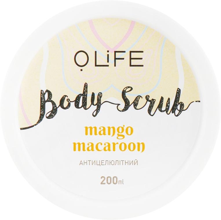 "Скраб для тела ""Манговый макарун"" - O.life Body Scrub Mango Macaroon"