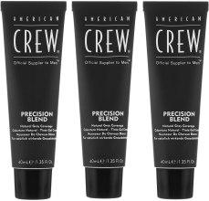 Духи, Парфюмерия, косметика Система маскировки седины - American Crew Precision Blend Shades