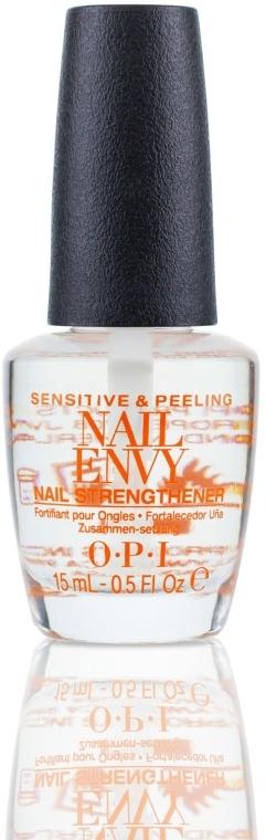 Средство для чувствительных и слоящихся ногтей с витамином Е - O.P.I Nail Envy Sensitive & Peeling