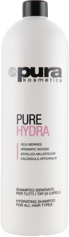 Шампунь увлажняющий - Pura Kosmetica Pure Hydra
