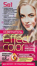 "Духи, Парфюмерия, косметика Средство для осветления волос ""Effect Color"" - Fito Косметик"