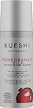 Духи, Парфюмерия, косметика Восстанавливающая сыворотка для лица с экстрактом граната и витамином C - Kueshi Naturals Pomegranate Vit-C Repairing Serum