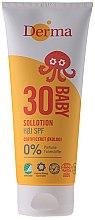 Духи, Парфюмерия, косметика Детский сонцезащитный крем - Derma Eco Baby Sun Screen High SPF30