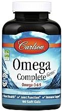 "Духи, Парфюмерия, косметика Комплекс ""Омега 3-6-9"" - Carlson Labs Omega Complete Omega 3-6-9"