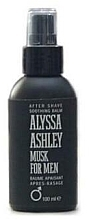 Духи, Парфюмерия, косметика Бальзам после бритья - Alyssa Ashley Musk For Men Shave Balm