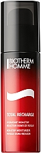 Духи, Парфюмерия, косметика Увлажняющий гель для уставшей кожи лица - Biotherm Homme Biotherm Total Recharge Care