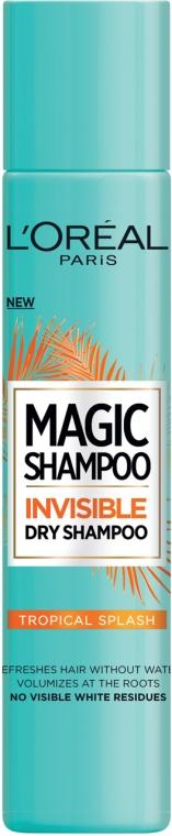 """Сухой шампунь для волос """"Экзотика тропиков"""" - L'Oreal Paris Magic Shampoo"""