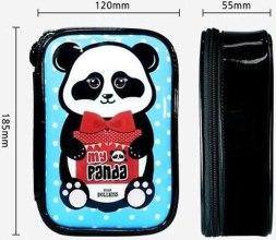 Косметичка панда - Urban Dollkiss My Panda Beauty Pouch — фото N2