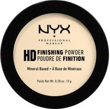 Духи, Парфюмерия, косметика Фиксирующая пудра - NYX Professional Makeup High Definition Finishing Powder