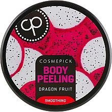 Духи, Парфюмерия, косметика Разглаживающий пилинг для тела с ароматом питахайи - Cosmepick Body Peeling Dragon Fruit