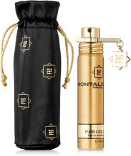 Духи, Парфюмерия, косметика Montale Pure Gold Travel Edition - Парфюмированная вода