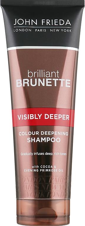 Шампунь для темных волос - John Frieda Brilliant Brunette Visibly Deeper Shampoo