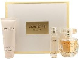 Духи, Парфюмерия, косметика Elie Saab Le Parfum - Набор (edp/90ml + edp/10ml + b/lot/75ml)