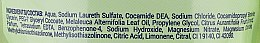 "Жидкое мыло ""Лайм"" - On Line Lime Liquid Soap (Refill) — фото N3"