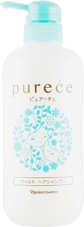Гипоаллергенный шампунь - Naris Purece Shampoo