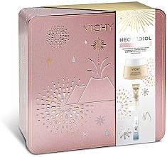 Духи, Парфюмерия, косметика Набор для комплексного ухода за кожей - Vichy Neovadiol New Year (f/cr/50ml + eye/cr/15ml + gel/4ml)