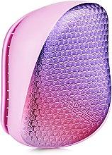 Духи, Парфюмерия, косметика Компактная расческа для волос - Tangle Teezer Compact Styler Sunset Pink