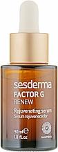 Духи, Парфюмерия, косметика Антивозрастная сыворотка для лица с липидными везикулами - SesDerma Laboratories Factor G Lipid Bubbles Facial Serum
