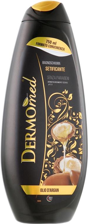 Увлажняющий гель для душа с аргановым маслом - Dermomed Argan Oil Shower Gel