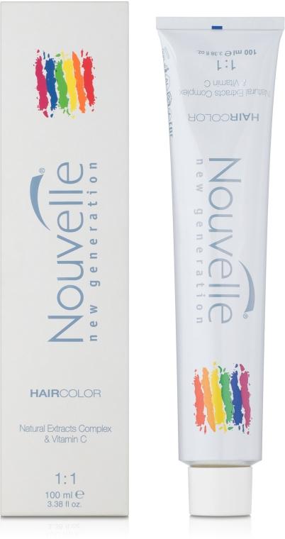 Перманентная крем-краска для волос - Nouvelle Color Effective Hair Color