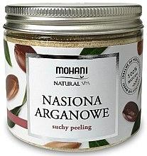 Духи, Парфюмерия, косметика Сухой пилинг для лица и тела из аргановых семян - Mohani Argan Seeds Dry Peeling