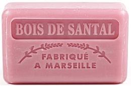 "Духи, Парфюмерия, косметика Марсельское мыло ""Сандаловое дерево"" - Foufour Savonnette Marseillaise"