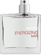 Духи, Парфюмерия, косметика Mexx Energizing Man - Туалетная вода (тестер без крышечки)