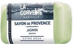 "Духи, Парфюмерия, косметика Прованское мыло ""Жасмин"" - La Corvette Provence Soap Jasmin"