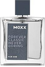 Духи, Парфюмерия, косметика Mexx Forever Classic Never Boring for Him - Туалетная вода (тестер с крышечкой)