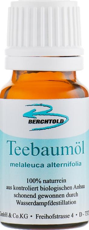 Масло чайного дерева - Gehwol Melaleuca Alternifolia Oil