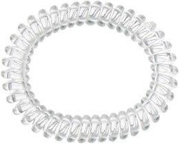 Духи, Парфюмерия, косметика Резинка-браслет для волос - Invisibobble Slim Cristal Clear