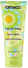 Духи, Парфюмерия, косметика Гель-блеск для волос - Amika Haute Mess Texture Gloss Gel