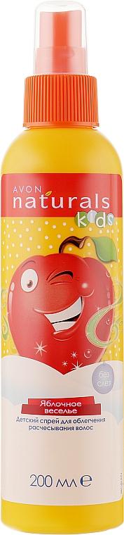 """Детский лосьон-спрей для облегчения расчесывания волос """"Яблочное веселье"""" - Avon"""